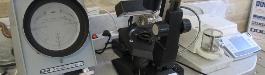 Proportionscope e Microscopio Leica SZ4